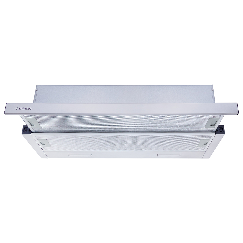 Telescopic hood Minola HTL 9915 I 1300 LED