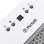 Fully built-in hood Perfelli BIET 7854 WH  1200 LED