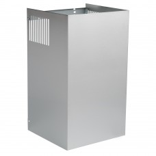 Accessory Perfelli Decorative Cover DKM 90 stainless steel