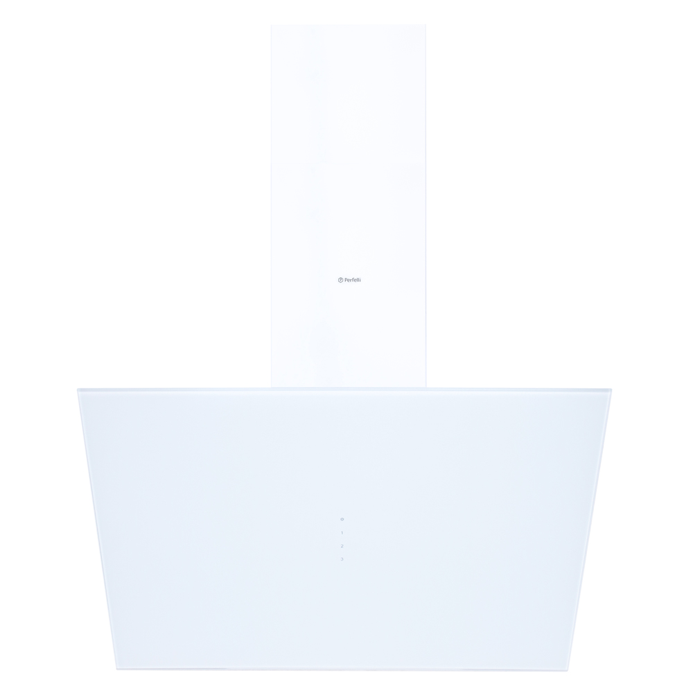 Decorative inclined hood Perfelli DNS 6842 WH LED