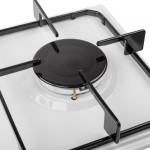 Gas surface Domino on metal Perfelli HGM 31414 WH
