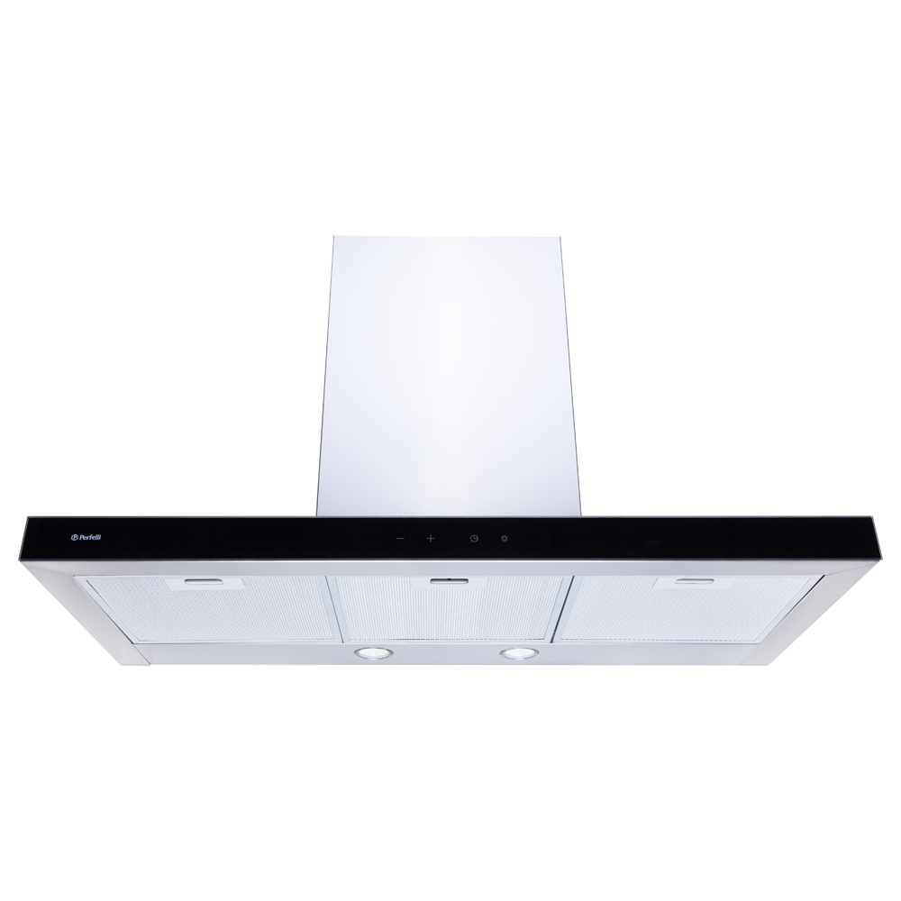 Hood decorative T-shaped Perfelli TS 9322 I / BL LED