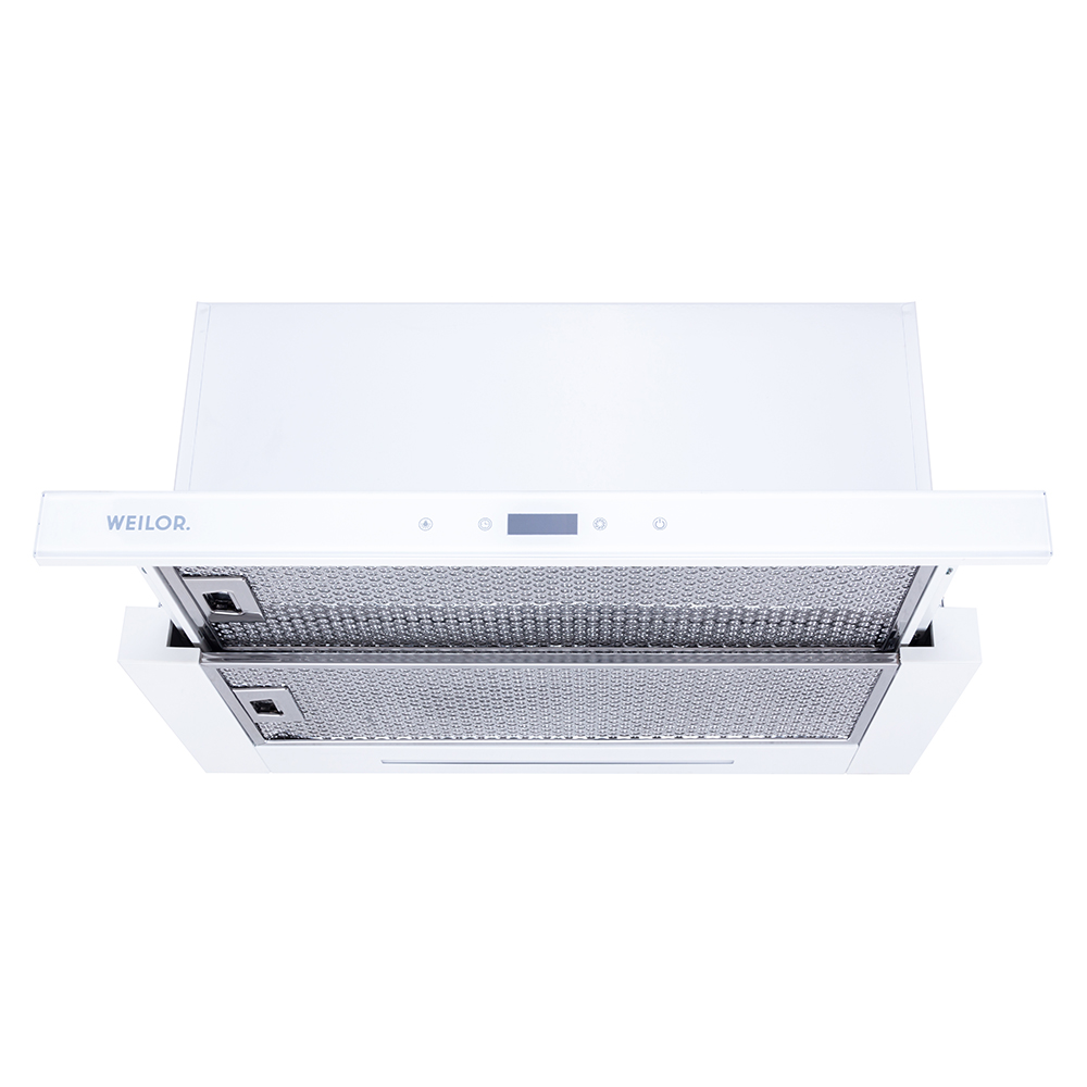 Hood telescopic WEILOR PTS 6265 WH 1300 LED Strip