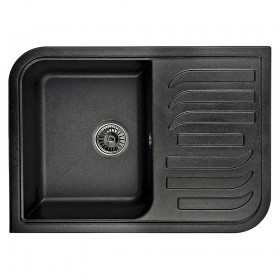 Kitchen sink granite Minola MPG 71145-70 Anthracite (metallic)
