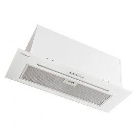Fully Built-In Hood Minola HBI 7664 WH GLASS 1000 LED Line