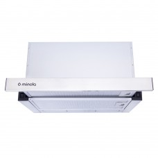 Telescopic hood Minola HTL 6615 I1000 LED