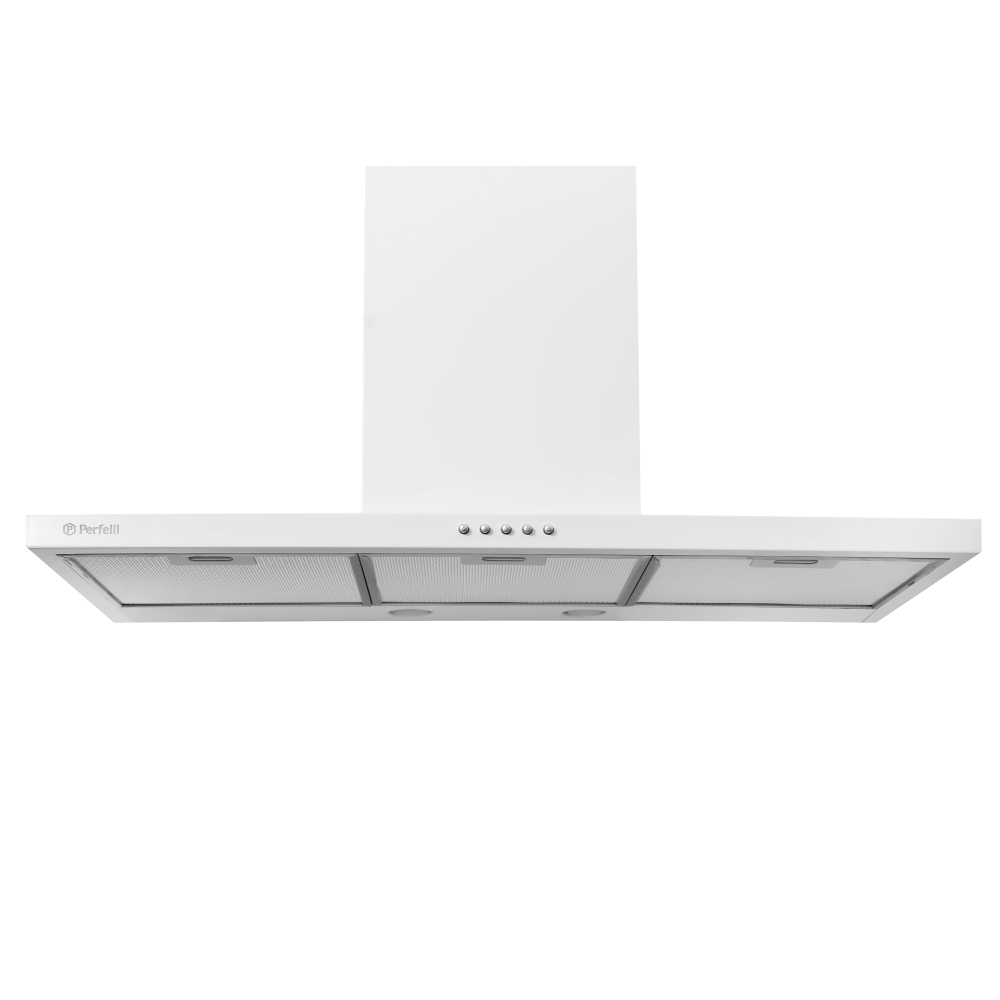 Hood decorative T-shaped Perfelli T 9612 A 1000 W LED