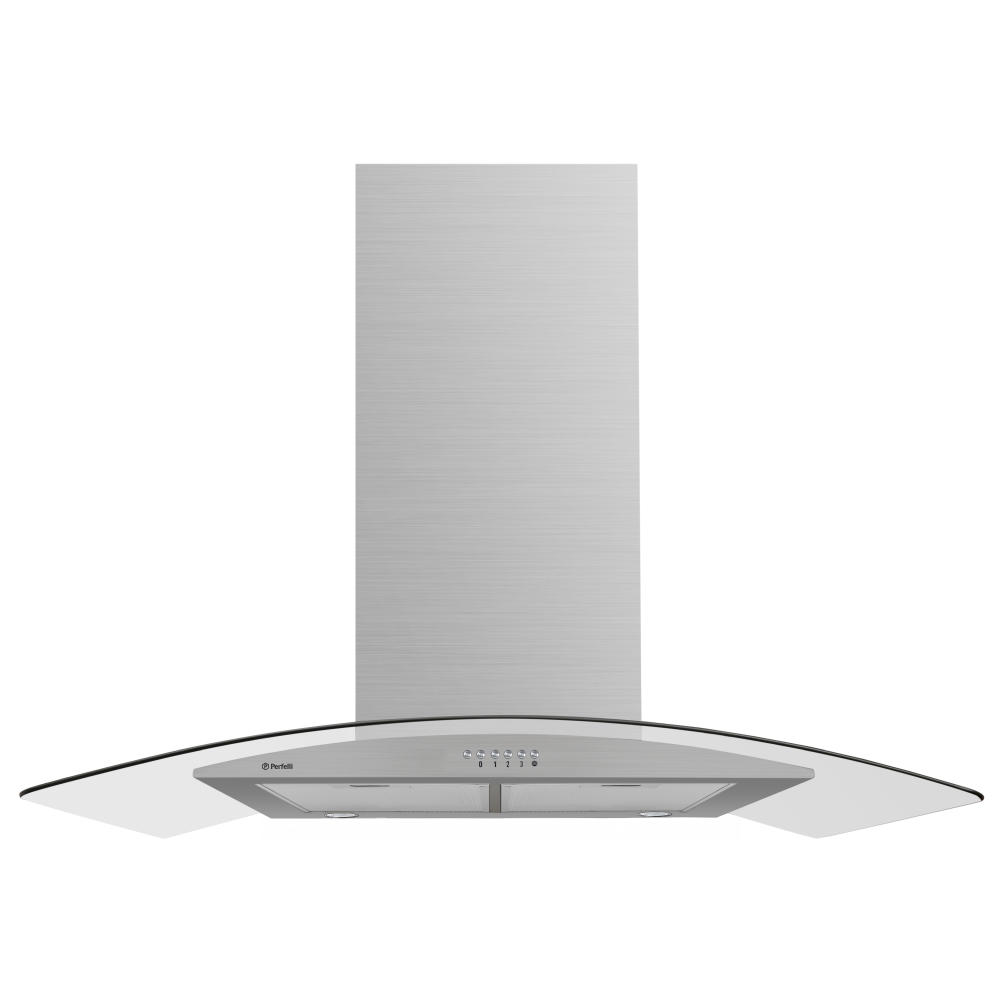 Decorative Hood With Glass Perfelli G 9341 I