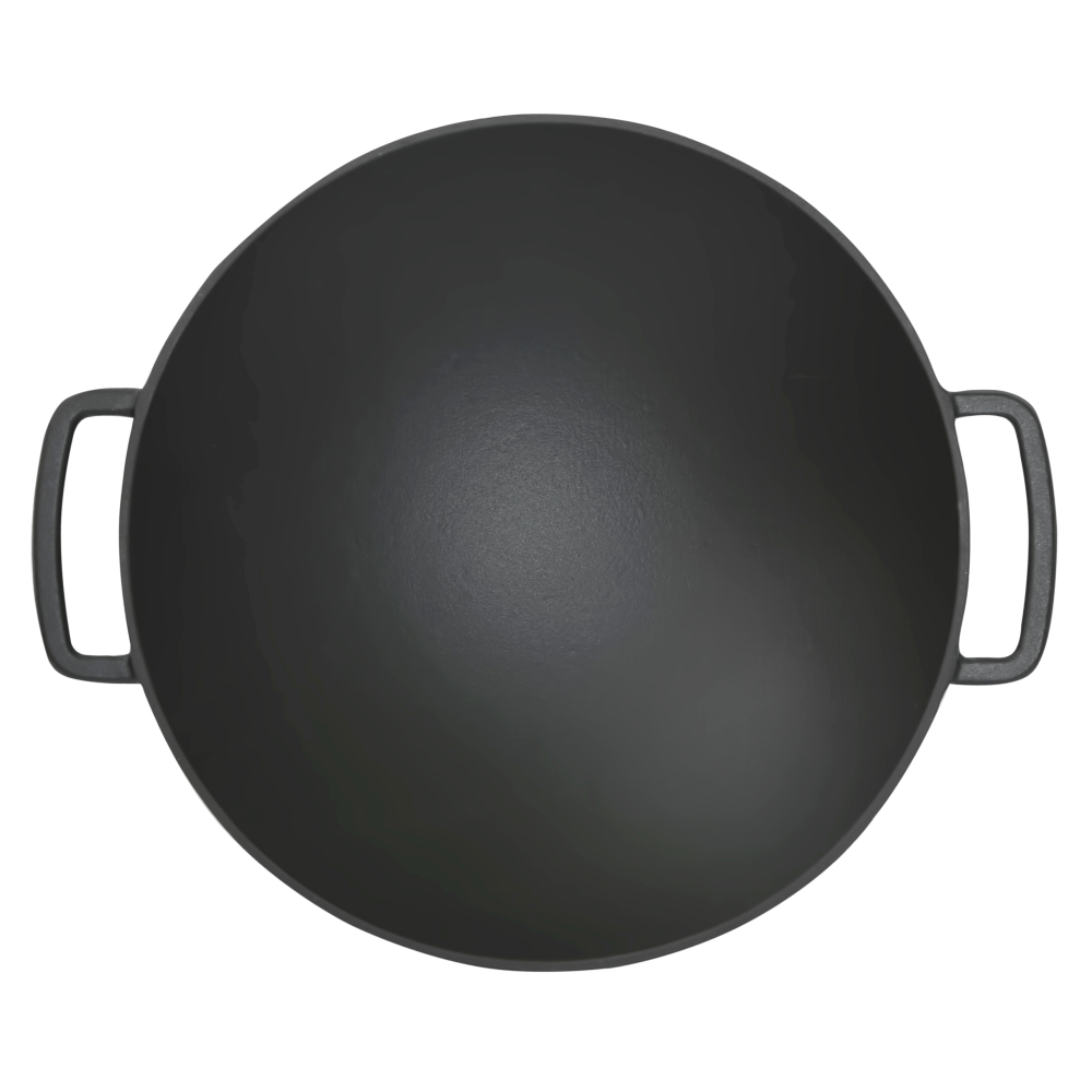 Cast-iron pan WOK Perfelli 5656 35 cm.