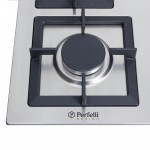 Gas Surface On Metal Perfelli design HGM 6430 INOX SLIM LINE