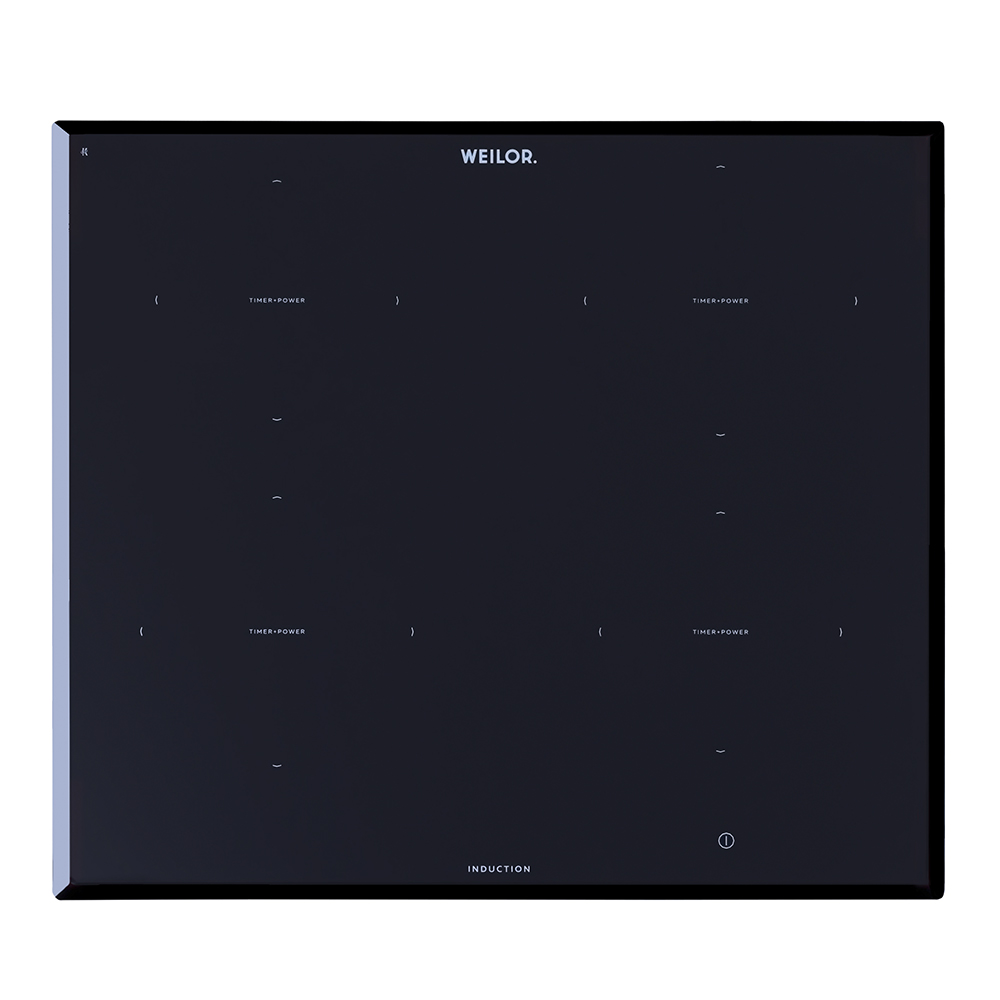 Induction surface WEILOR WIS 644 BLACK