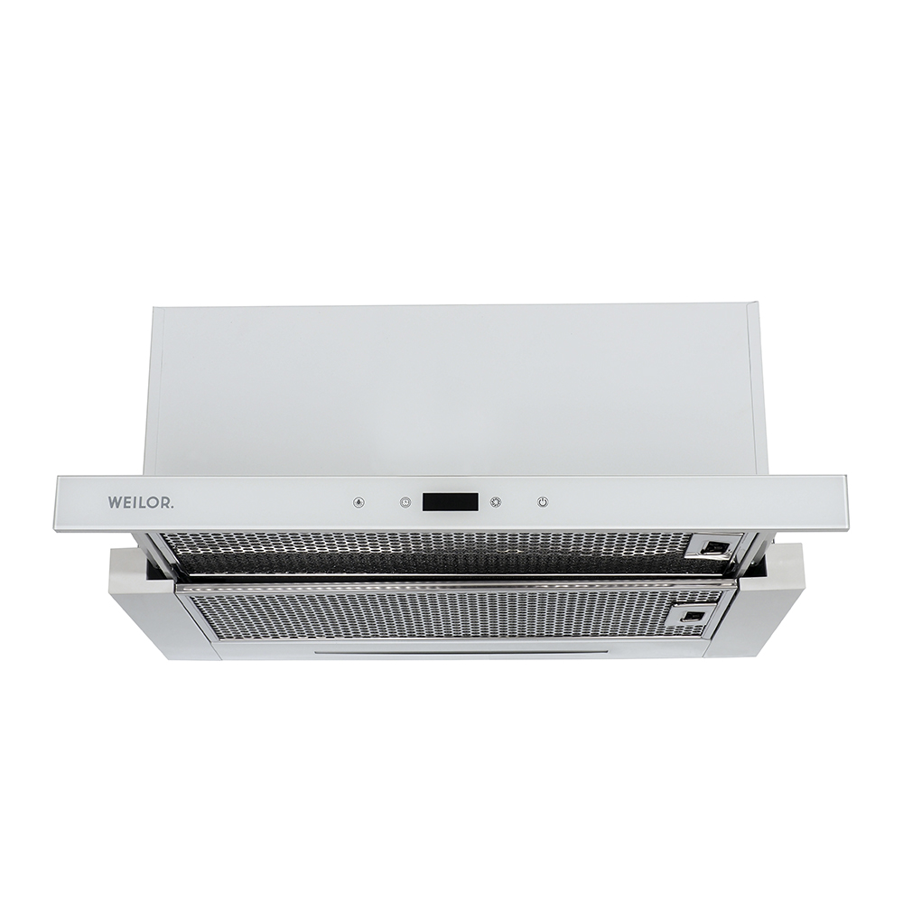 Telescopic Hood WEILOR PTS 6140 WH 750 LED Strip