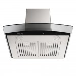 Decorative with glass hood WEILOR PGS 6140 SS 750 LED