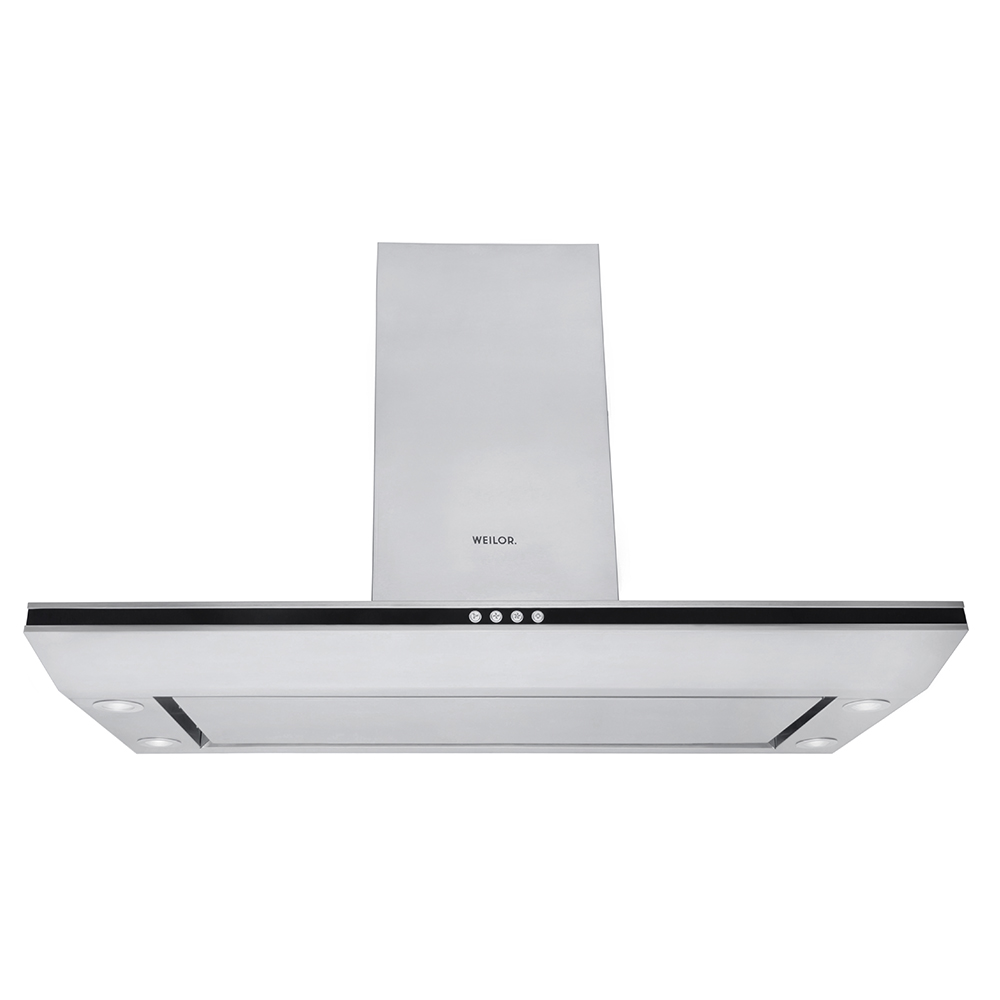 Hood decorative T-shaped WEILOR PWE 9230 SS 1000 LED